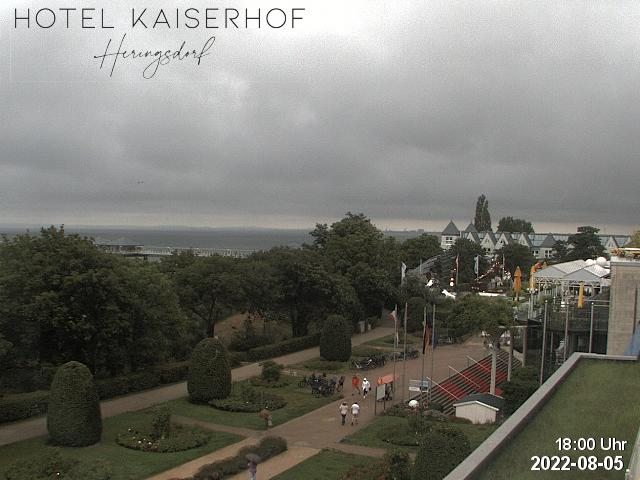 Webcam in Heringsdorf