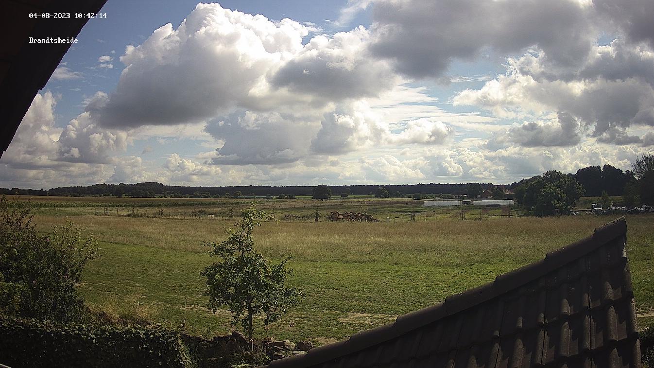 Webcambild vom Familienhotel Brandtsheide